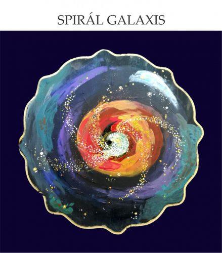 Ahogy az Univerzum, a Földi Léted is folyamatos változás alatt áll. A Spirál Galaxis segít megérteni, hogy minden, az Egy-ből keletkezett, és minden az Egy felé tart. És minden mindennel összefügg, ezért nem mindegy, hogy pozitívan vagy negatívan gondolkozol. Ezzel az energiával tölti fel mindazokat, akik ezt kérik!