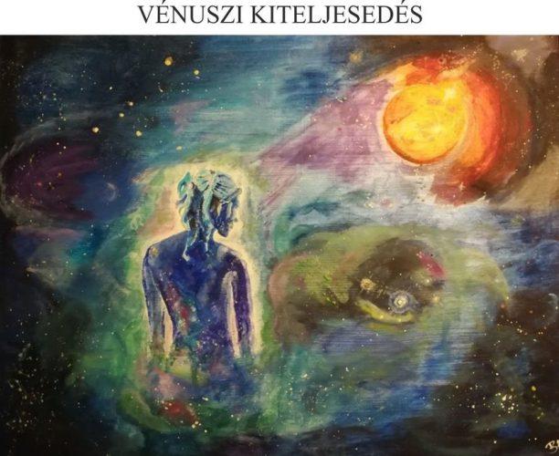 """A kozmoszt kitöltő SZERETET energia, melyet a csillagászok """"sötét anyagnak"""" neveznek, az ESTHAJNAL, a VÉNUSZ, a SZERELEM bolygója általi kiteljesedés, az ISTENI SZERETET, a SZERELEM megnyilvánulása, a mindent elsöprő SZERELEM érzés kiáradása az ezt kérőnek, kérőre!"""